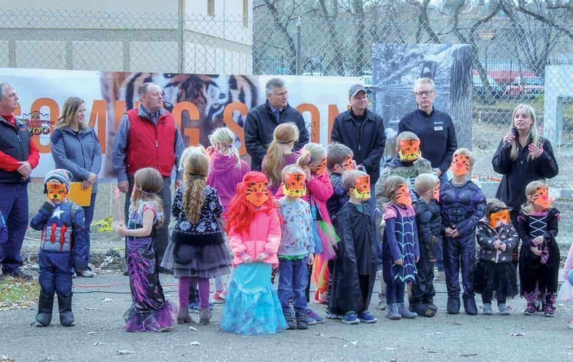 SRT donates to Roosevelt Zoo