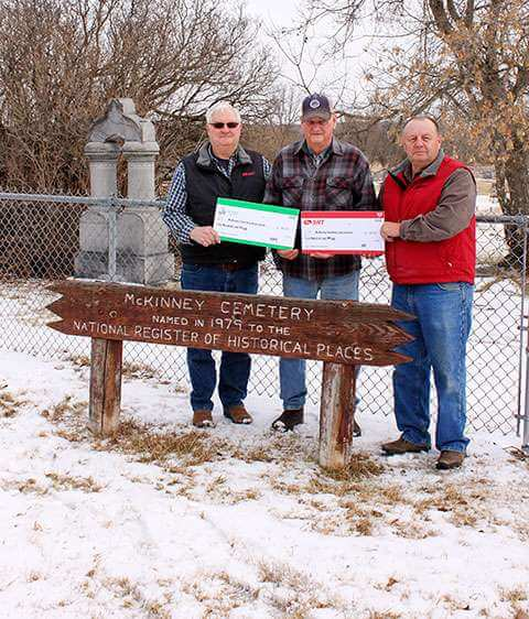 McKinney Cemetry Check Presentation