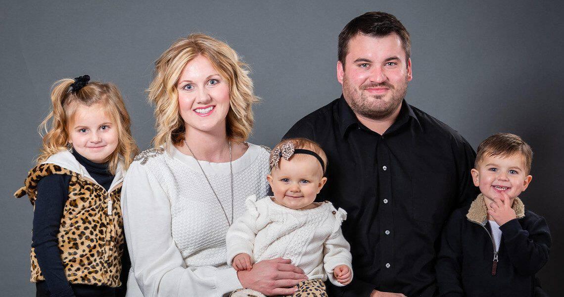 2019-05 Sean Feil Family Photo