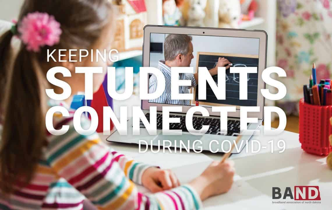 2020-10 BAND Keeping Students Connected During COVID-19 Graphics
